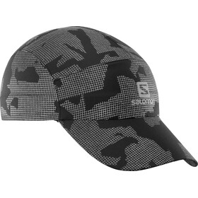 Salomon Reflective Cap, black/reflective black